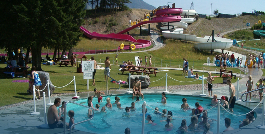 Big sky waterpark columbia falls area chamber of commerce - Swimming pools in great falls montana ...